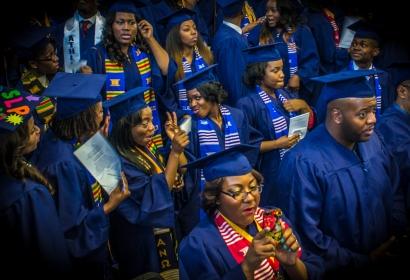 Howard 2013 Graduation: Ebony