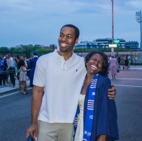 Howard 2013 Graduation: Ebony 02